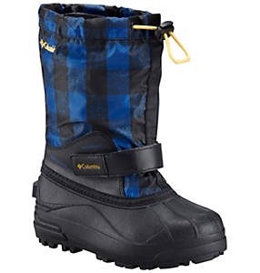 Big Kids' Powderbug™ Forty Print Boot