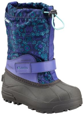 Little Kids' Powderbug™ Forty Print Boot | Tuggl