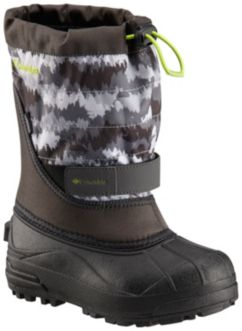 Big Kids' Powderbug™ Plus II Print Snow Boot