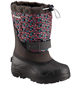 280d1fa8353 Big Kids  Powderbug™ Plus II Print Snow Boot