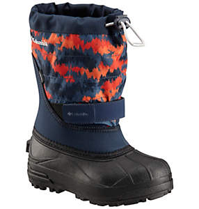 Little Kids' Powderbug™ Plus II Print Snow Boot