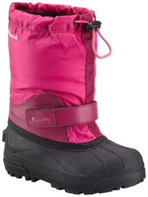 Big Kids' Powderbug™ Forty Boot | Tuggl