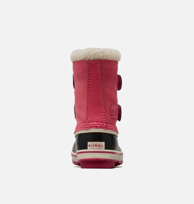 TODDLER 1964 PAC™ STRAP | 652 | 4 Toddler 1964 Pac™ Strap Boot, Tropic Pink, back