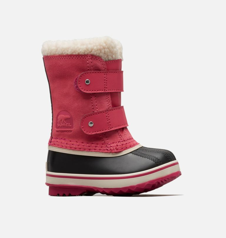 TODDLER 1964 PAC™ STRAP | 652 | 4 Toddler 1964 Pac™ Strap Boot, Tropic Pink, front