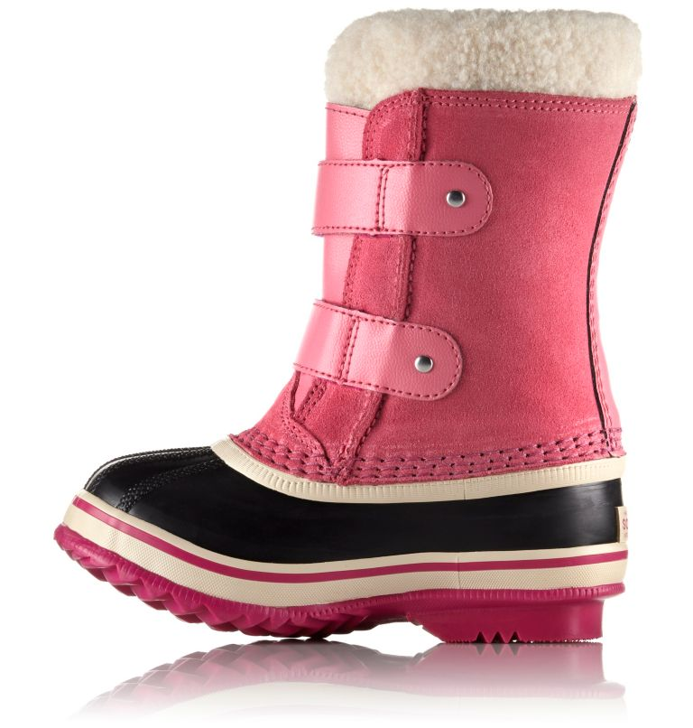 TODDLER 1964 PAC™ STRAP | 652 | 4 Toddler 1964 Pac™ Strap Boot, Tropic Pink, medial