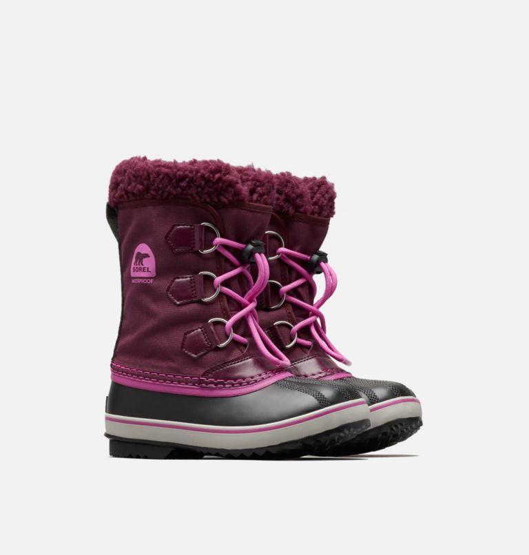 Big Kids' Yoot Pac™  Nylon Boot Big Kids' Yoot Pac™  Nylon Boot, 3/4 front