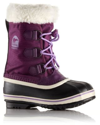 New Style Sorel Yoot Pac Nylon Pink I97r1434