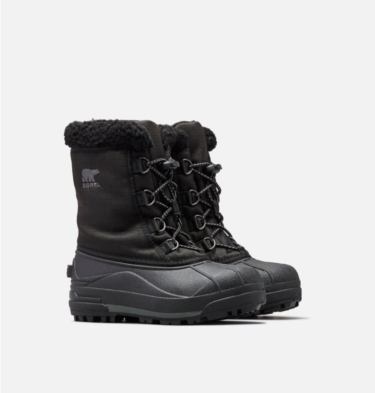 Youth Cumberland™ Winter Boots Youth Cumberland™ Winter Boots, 3/4 front