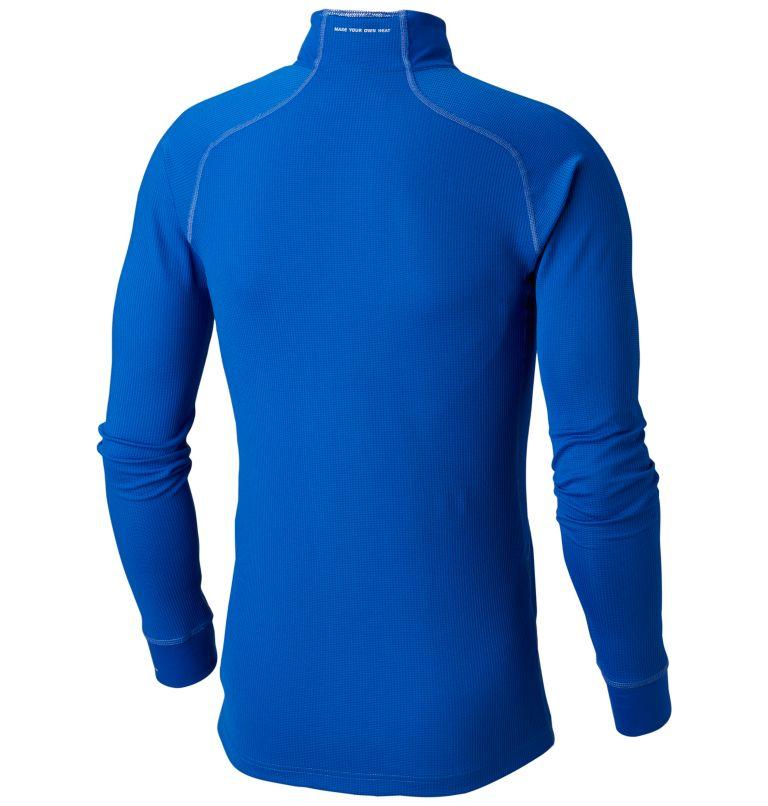 Men's Heavyweight II Stretch Baselayer Long Sleeve Half Zip Shirt Men's Heavyweight II Stretch Baselayer Long Sleeve Half Zip Shirt, back