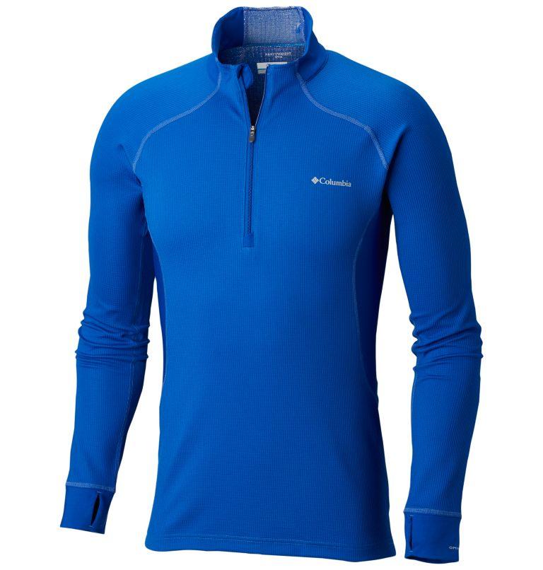 Men's Heavyweight II Stretch Baselayer Long Sleeve Half Zip Shirt Men's Heavyweight II Stretch Baselayer Long Sleeve Half Zip Shirt, front