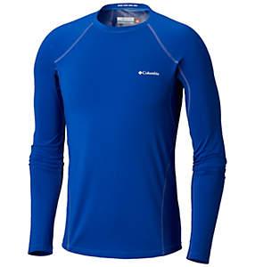 Men's Midweight Stretch Long Sleeve Shirt - Big