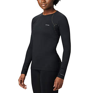 Women's Heavyweight Stretch Long Sleeve Top