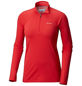 Women's Midweight Stretch Long Sleeve