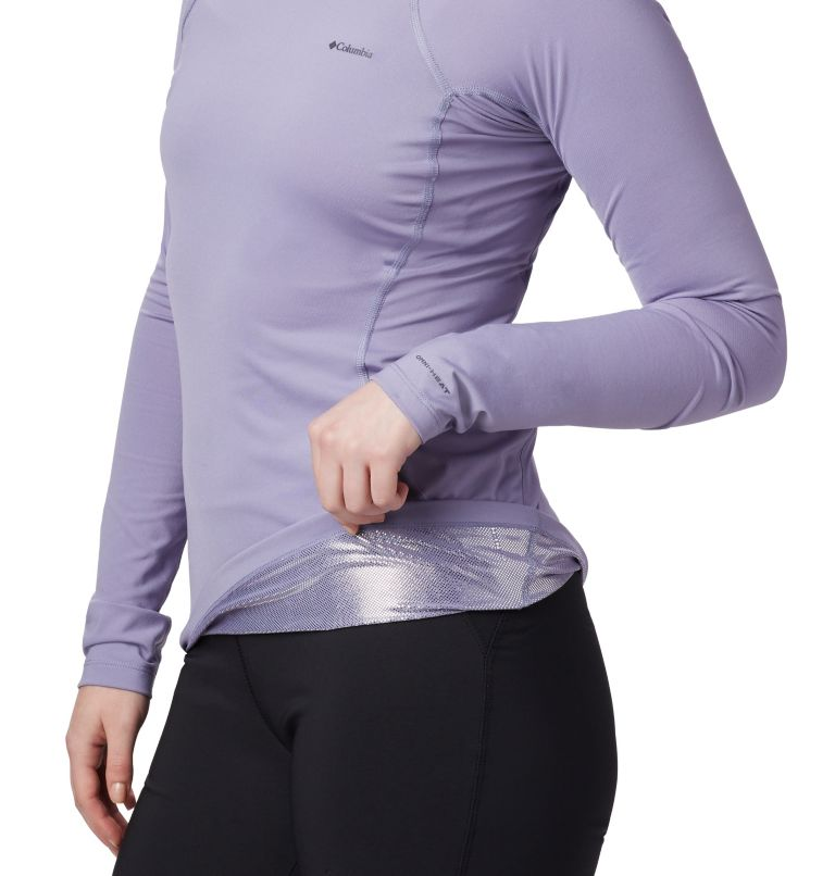 Haut à manches longues Midweight Stretch Femme Haut à manches longues Midweight Stretch Femme, a1