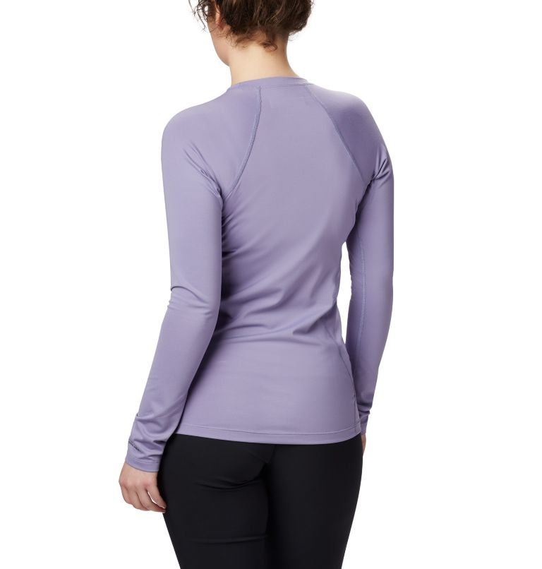 Haut à manches longues Midweight Stretch Femme Haut à manches longues Midweight Stretch Femme, back
