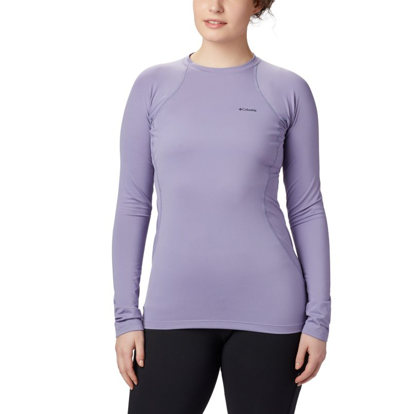 Haut à manches longues Midweight Stretch Femme Haut à manches longues Midweight Stretch Femme, front