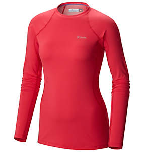 Women's Midweight Stretch Baselayer Long Sleeve Shirt