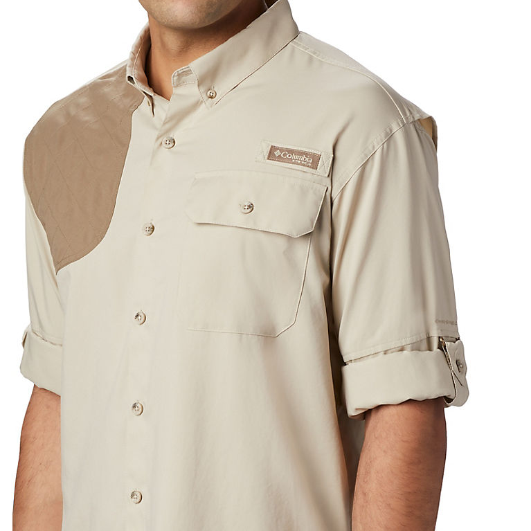 a70e13eab53 Men's Blood and Guts Shooting Shirt Stain Repellant | Columbia.com