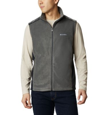 Men's Steens Mountain™ Fleece Vest | Tuggl