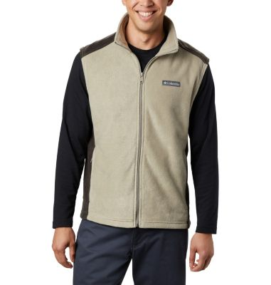 Men's Steens Mountain™ Fleece Vest at Columbia Sportswear in Oshkosh, WI | Tuggl