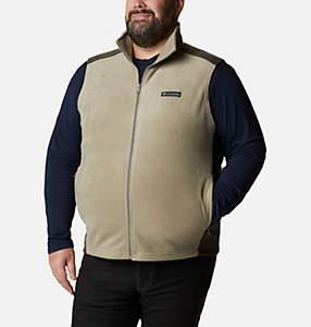 Men's Steens Mountain™ Fleece Vest - Big
