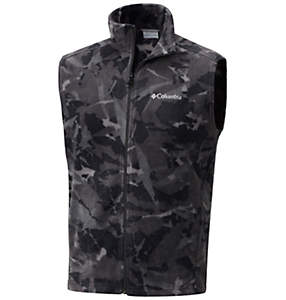 Men's Steens Mountain™ Printed Fleece Vest