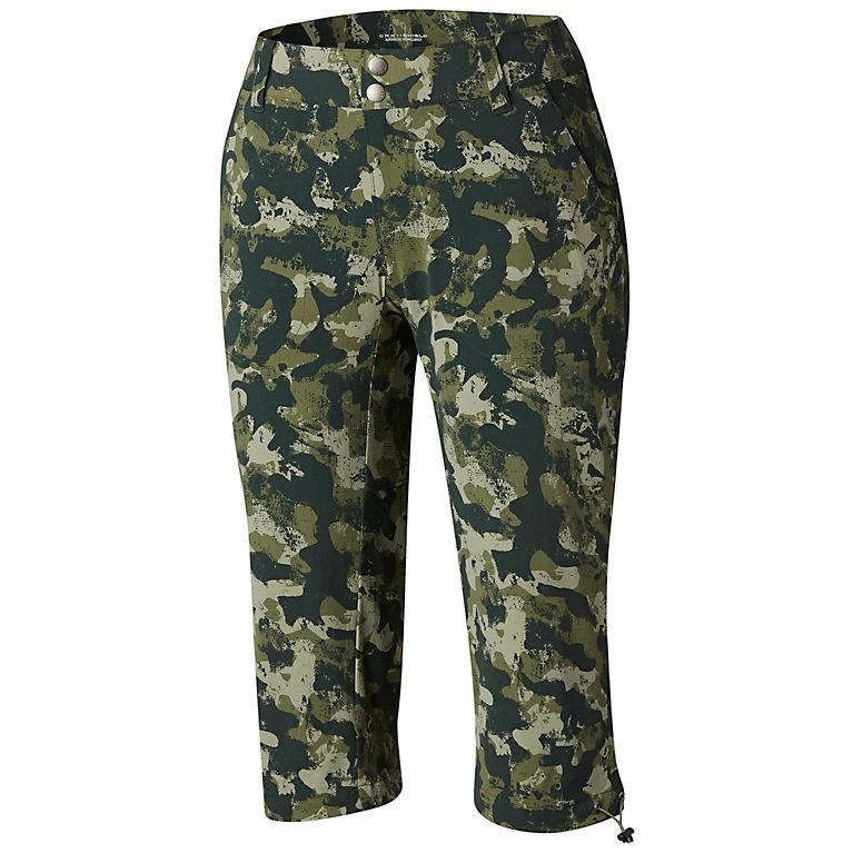96671cb839 Cypress Camo Print Women's Saturday Trail™ Camo Knee Pant, View 0