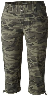 Women's Saturday Trail™ Camo Knee Pant | Tuggl