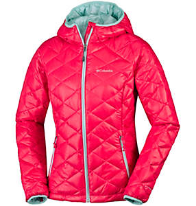 Veste à capuche Trask Mountain 650 TurboDown™ Femme