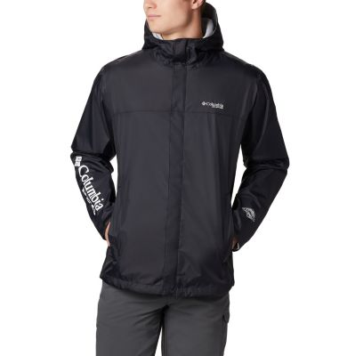 Men S Pfg Storm Waterproof Packable Jacket Columbia Com