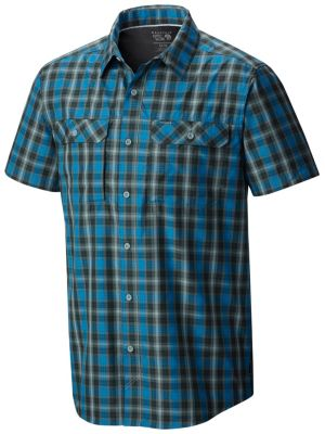 Men's Canyon™ Plaid Short Sleeve Shirt