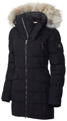 d2bc26cb Women's Conquest Carly Parka Warm Insulated Water Resistant ...