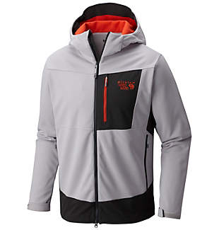 Men's Dragon™ Hooded Softshell Jacket