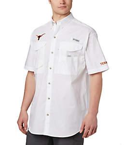 Men's PFG Bonehead™ Short Sleeve Shirt - Texas