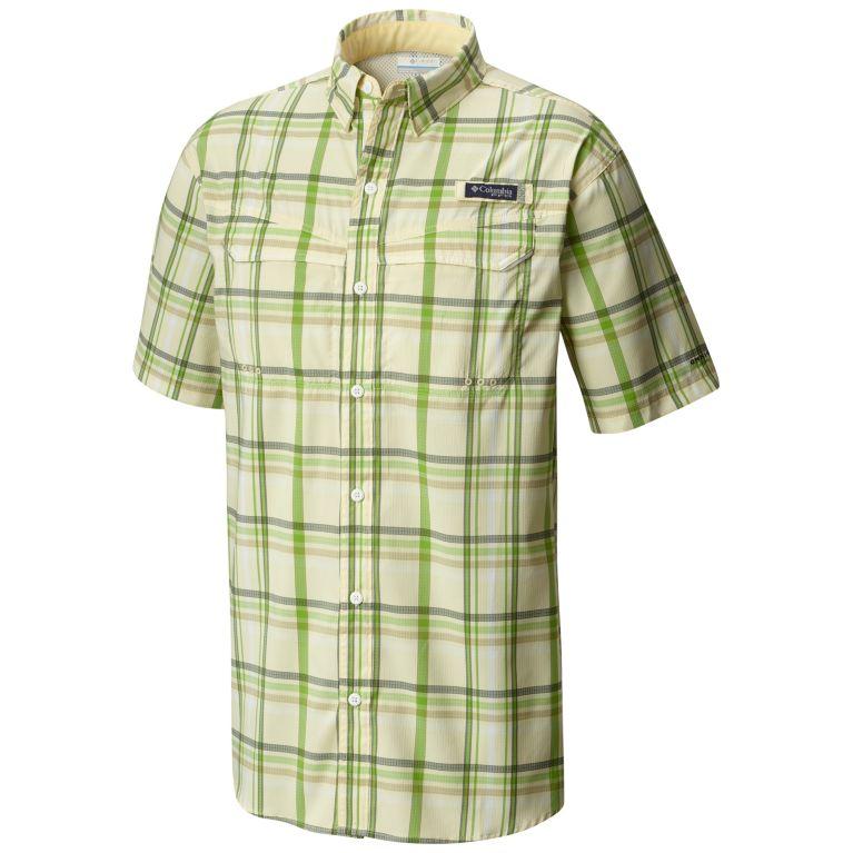 78c4a0e5a25 Men's PFG Super Low Drag Short Sleeve Shirt | Columbia.com