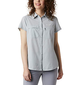 Irico™ kurzärmeliges Damenhemd