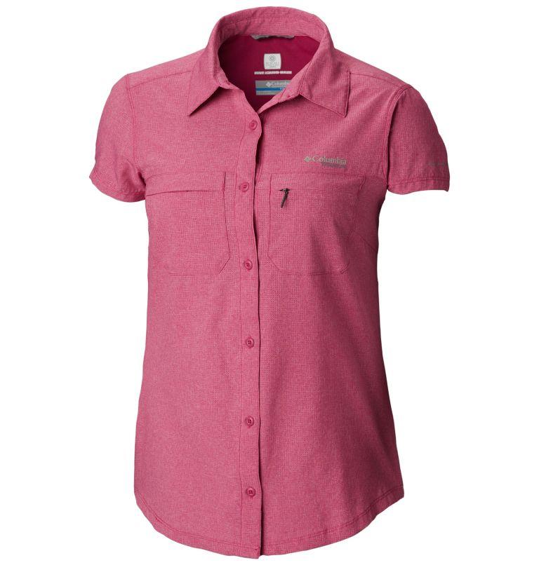 Chemise à manches courtes Irico™ Femme Chemise à manches courtes Irico™ Femme, front