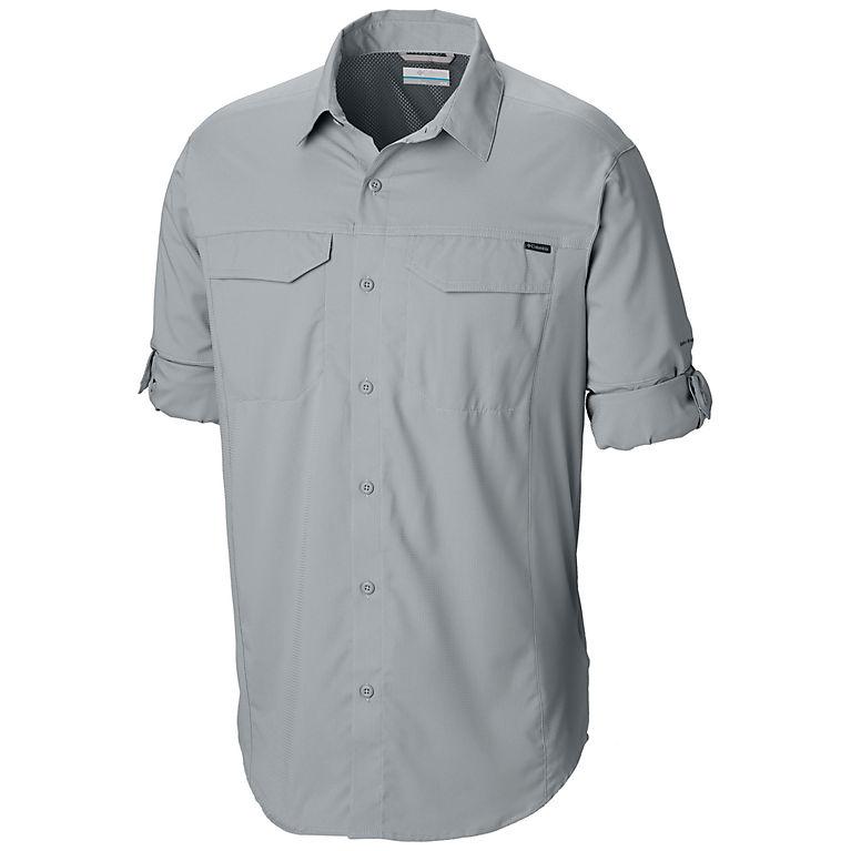 7080ed7d7e4 Men s Silver Ridge Lite Long Sleeve Button-up Trail Shirt