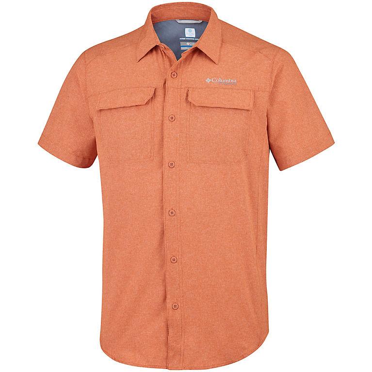 2b6c2e99936 Desert Sun Heather Men's Irico™ Short Sleeve Shirt, View 0