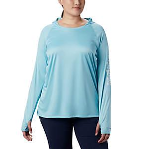 Women's Tidal Tee™ Hoodie - Plus Size