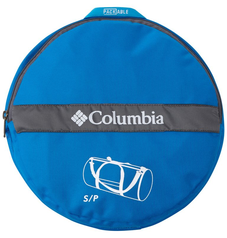 Barrelhead™ SM Duffel Bag | 438 | O/S Barrelhead™ Unisex Small Duffel Bag, Super Blue, Graphite, a1