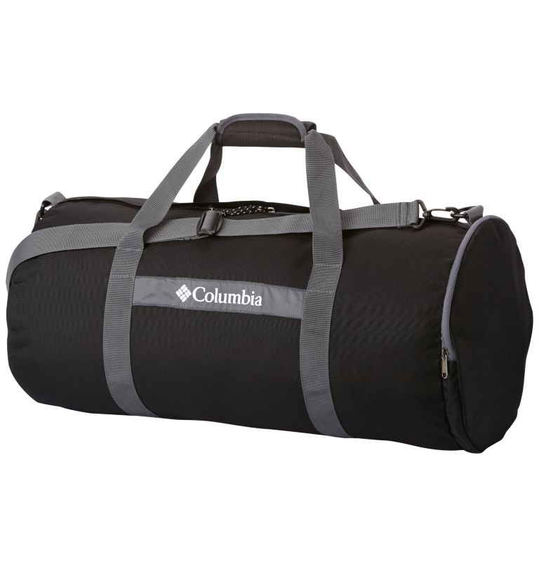 Barrelhead™ MD Duffel Bag | 010 | O/S Barrelhead™ Unisex Medium Duffel Bag, Black, Graphite, front
