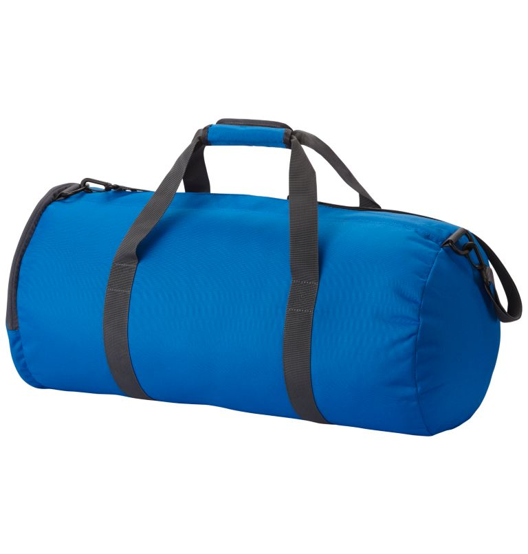 Barrelhead™ MD Duffel Bag | 438 | O/S Barrelhead™ Unisex Medium Duffel Bag, Super Blue, Graphite, back