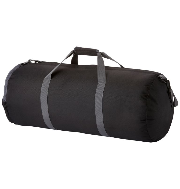 Barrelhead™ LG Duffel Bag | 010 | O/S Grand Sac Polochon Barrelhead™ Unisexe, Black, Graphite, back
