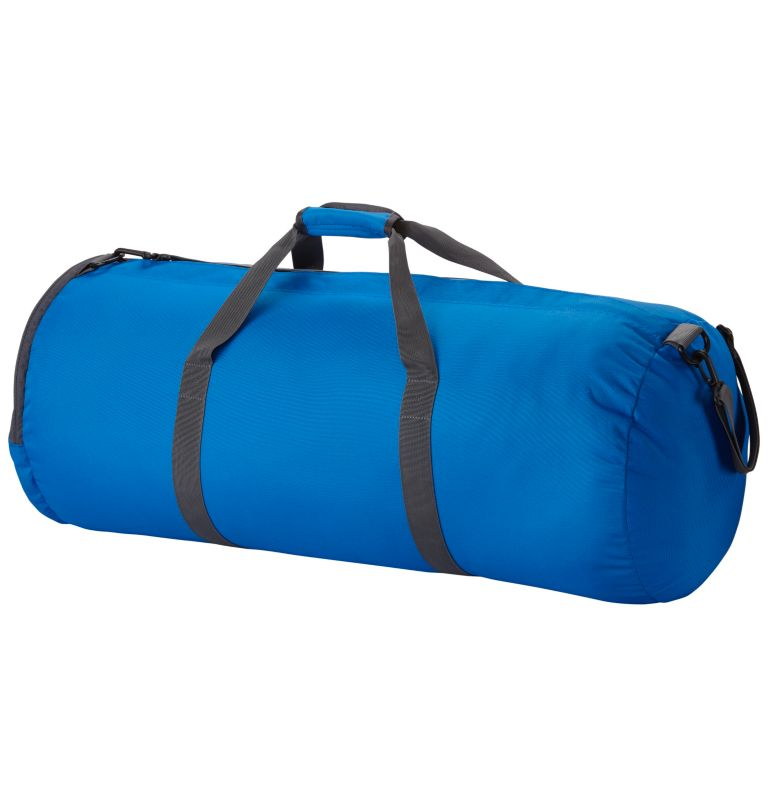 Barrelhead™ LG Duffel Bag | 438 | O/S Barrelhead™ Unisex Large Duffle Bag, Super Blue, Graphite, back