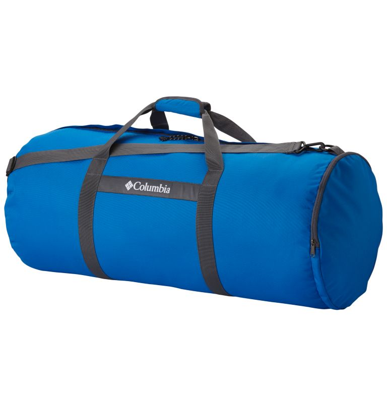 Barrelhead™ LG Duffel Bag | 438 | O/S Barrelhead™ Unisex Large Duffle Bag, Super Blue, Graphite, front