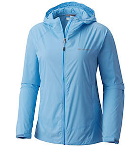 Columbia Womens Trail Endeavor Jacket (Blue Sky)