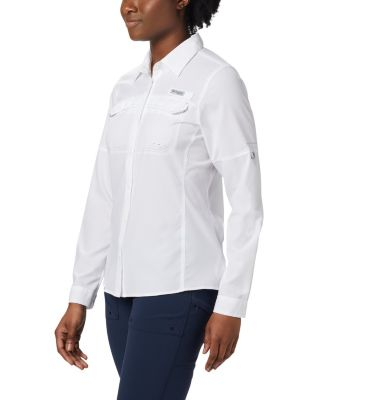 Women's PFG Lo Drag™ Long Sleeve Shirt | Tuggl