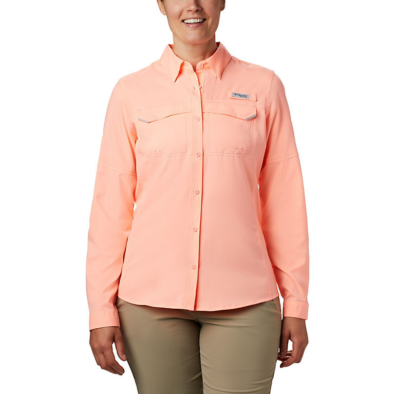 e80fc044780 Women s PFG Lo Drag Vented Long Sleeve Fishing Shirt