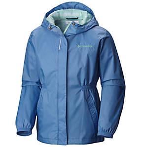 Girl's Explore More™ Rain Jacket